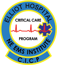 Certified Intensive Care Provider (CICP) Patch